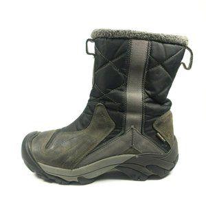 Keen Waterproof Insulated Zip Hiking Boots